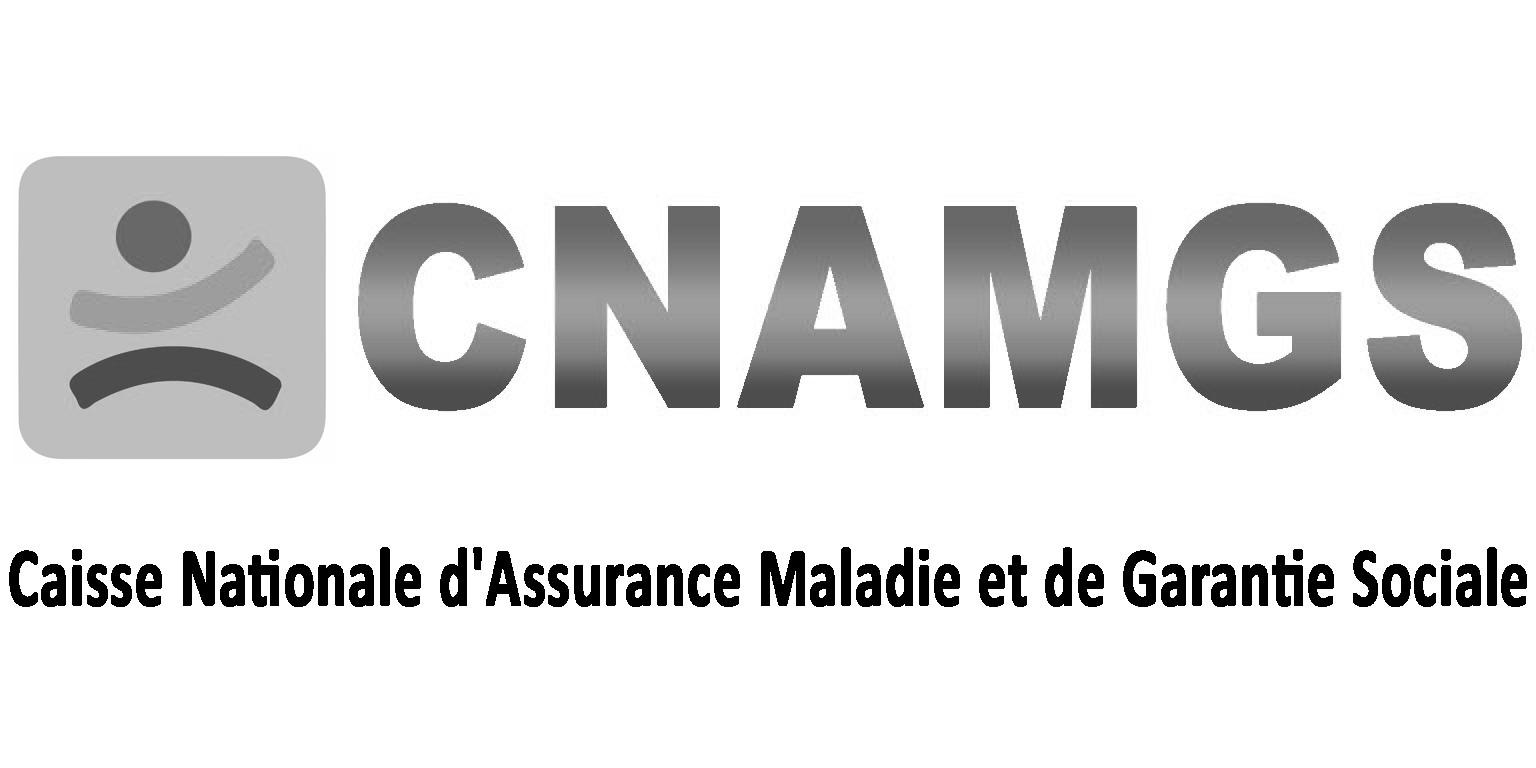 Logo Caisse Nationale d'Assurance Maladie et de Garantie Sociale